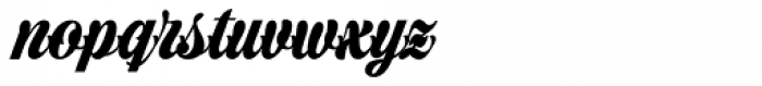 Starella Tattoo Regular Font LOWERCASE