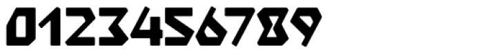 Starfighter TL Std Bold Font OTHER CHARS