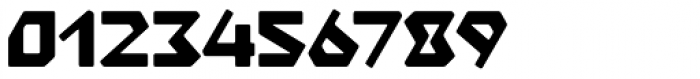 Starfighter TL Std Ext Bold Font OTHER CHARS