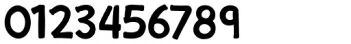 Starge Regular Font OTHER CHARS