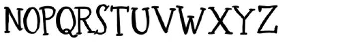 Starlight Lovers Bold Font UPPERCASE