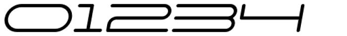 Starliner BTN Bold Oblique Font OTHER CHARS