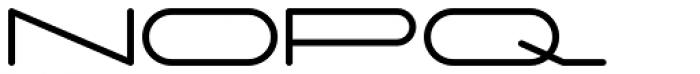 Starliner BTN Bold Font UPPERCASE