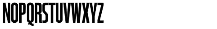 Starship Command Regular Font UPPERCASE