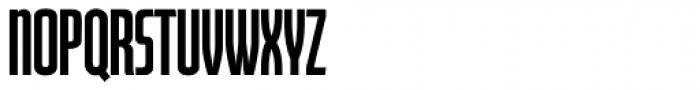 Starship Command Version Font UPPERCASE