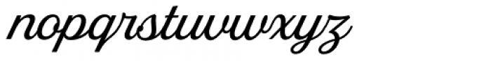 Stash Regular Font LOWERCASE
