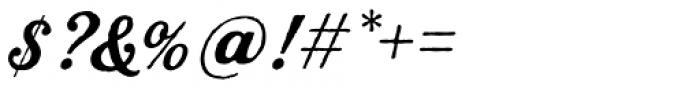 Stash Vintage Bold Font OTHER CHARS