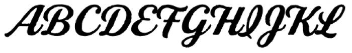 Stash Vintage Bold Font UPPERCASE