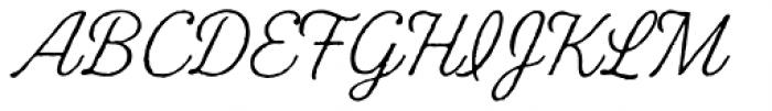 Stash Vintage Light Font UPPERCASE
