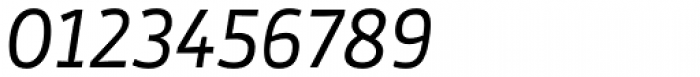 Stat Display Pro Oblique Font OTHER CHARS