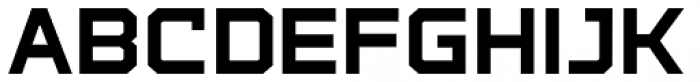 State Wide Bold Font UPPERCASE