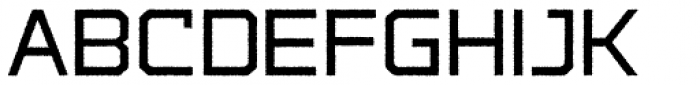State Wide Rough Medium Font LOWERCASE