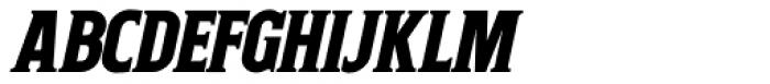 Stateside Italic Font UPPERCASE