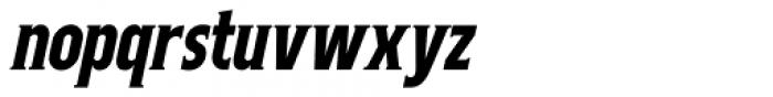 Stateside Italic Font LOWERCASE