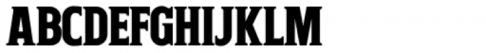 Stateside Font UPPERCASE