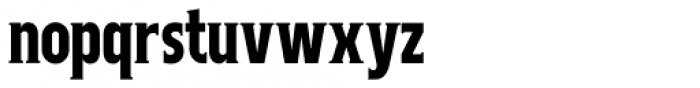 Stateside Font LOWERCASE