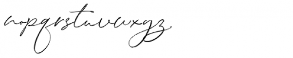 Stay Classy Duo Script Brush Font LOWERCASE