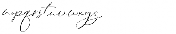 Stay Classy Duo Script Font LOWERCASE