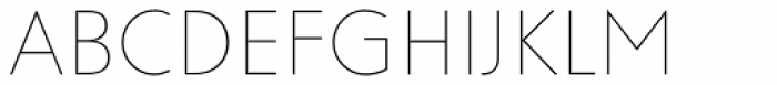 Steagal Thin Font UPPERCASE