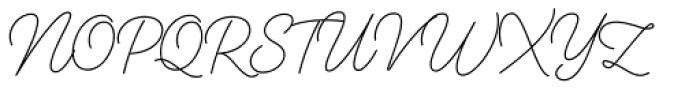 Steak And Cheese Pen1 Regular Font UPPERCASE