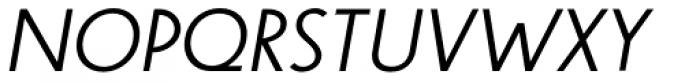 Steamer Book Italic Font UPPERCASE