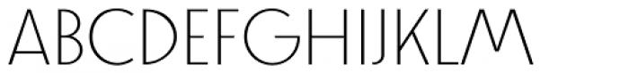 Steamer Light Font UPPERCASE