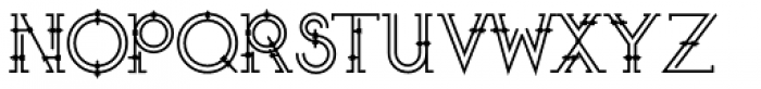 Steampipe Font UPPERCASE