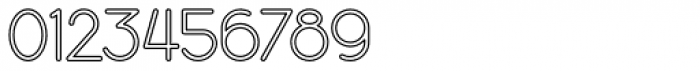 Stefani EHYO Outline Font OTHER CHARS