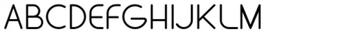 Stefani EHYO Sans Rounded Font UPPERCASE