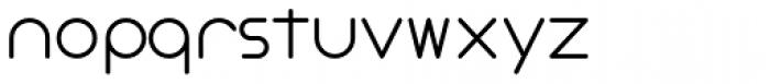 Stefani EHYO Sans Rounded Font LOWERCASE
