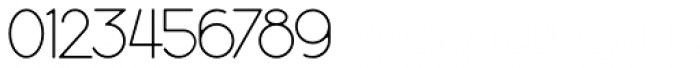 Stefani EHYO Thin Font OTHER CHARS