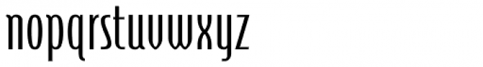 Steletto Font LOWERCASE