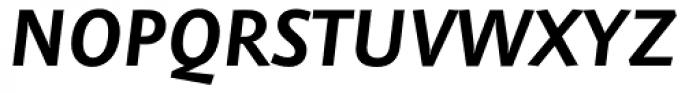 Stella Lin Table Bold Italic Font UPPERCASE