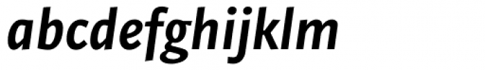 Stella Lining Bold Italic Font LOWERCASE