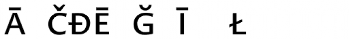 Stella Pi Font UPPERCASE