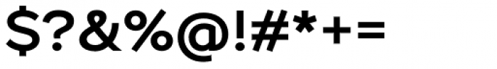 Stem Medium Font OTHER CHARS