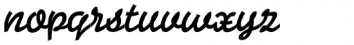 Stempel Elan Std Bold Font LOWERCASE