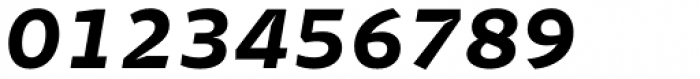 Stena Bold Italic Font OTHER CHARS