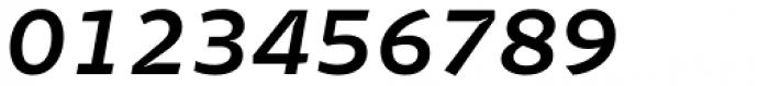 Stena SemiBold Italic Font OTHER CHARS