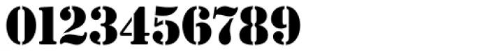 Stencil Antiqua AI Reg Font OTHER CHARS