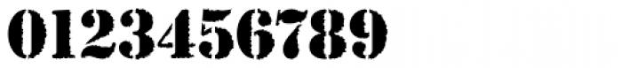 Stencil Antiqua EF Rough Font OTHER CHARS
