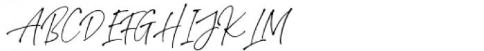 Stephen Gillion Regular Font UPPERCASE