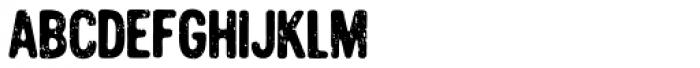 Stereoxoid Font UPPERCASE