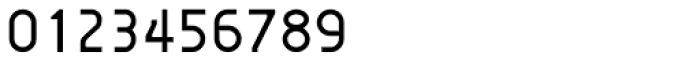 Sticker MF Light Font OTHER CHARS