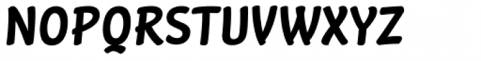 Stickout Font UPPERCASE