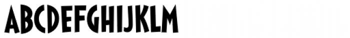 Sticky Moula BTN Font LOWERCASE