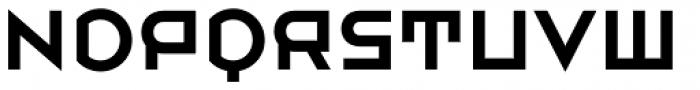 Stimul 3 Font UPPERCASE