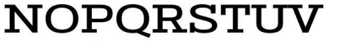 Stint Expanded Pro Medium Font UPPERCASE
