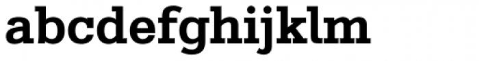 Stint Pro Bold Font LOWERCASE