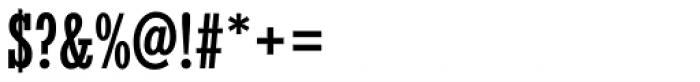 Stint Ultra Condensed Pro Medium Font OTHER CHARS